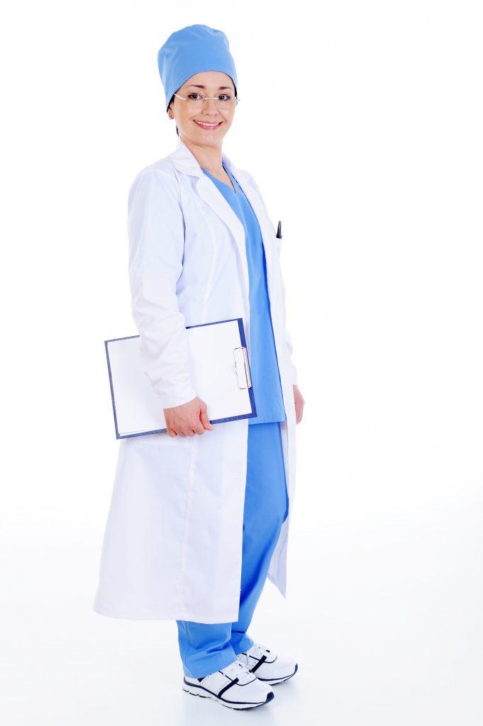 infirmière chaussure tenue