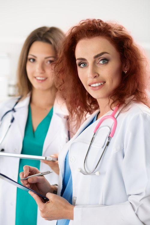 infirmières tenues